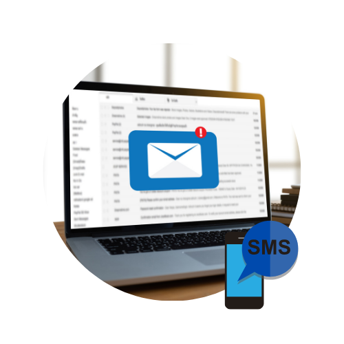 receive results icon